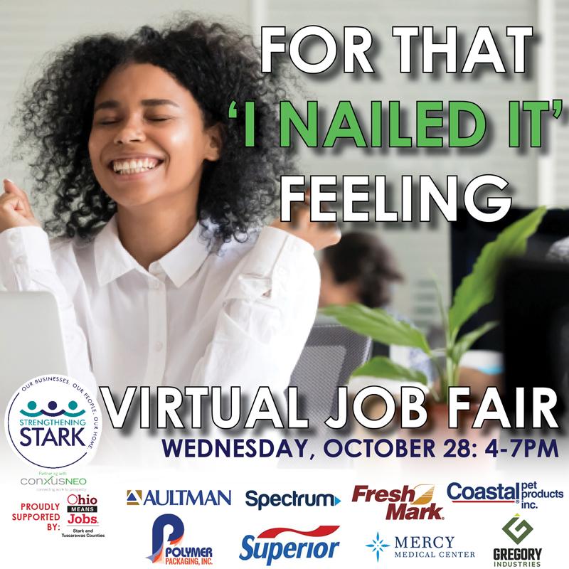 Strengthening Stark Virtual Job Fair