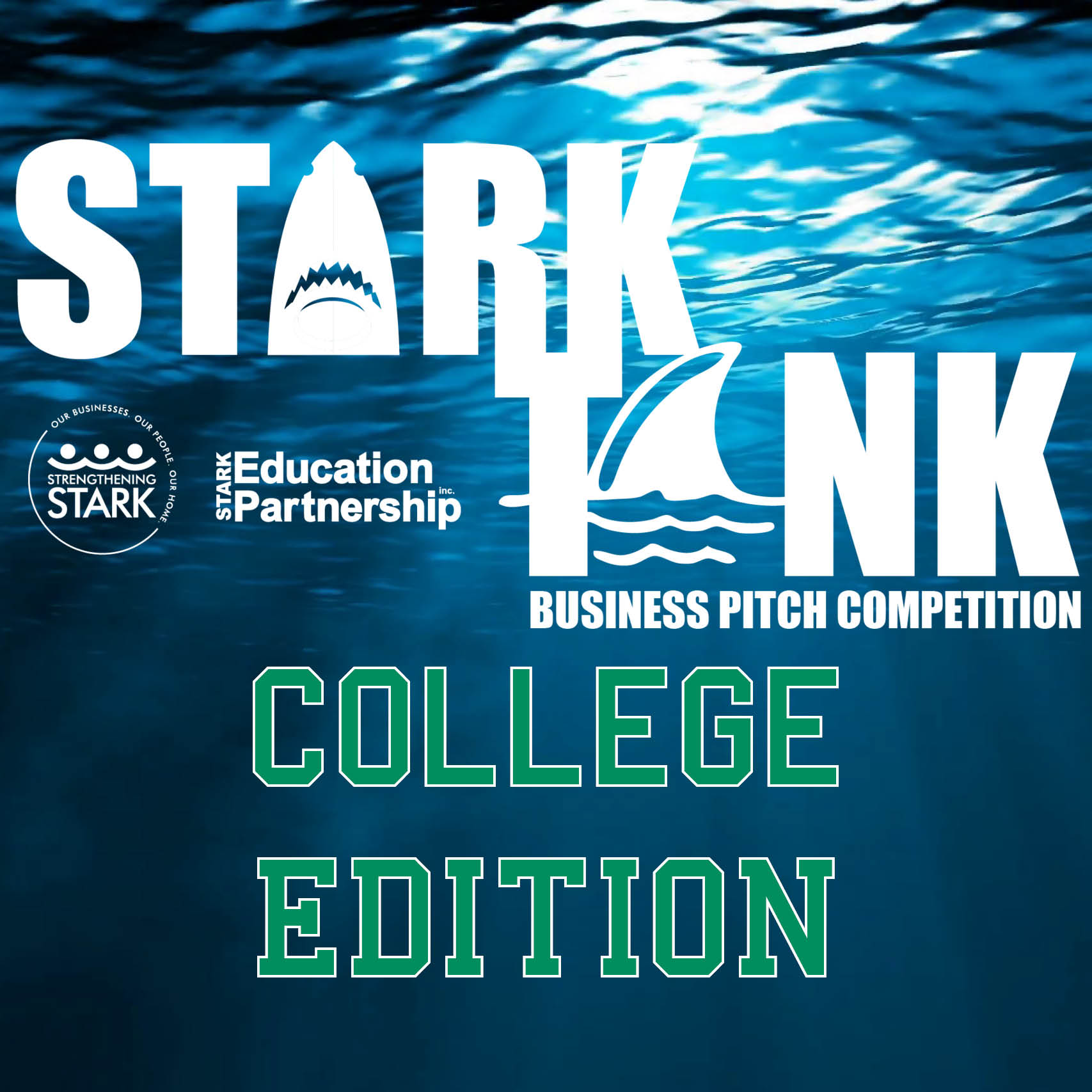 2021 Stark Tank College WINNERS